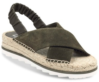 Marc Fisher Pella Espadrille Wedge Sandal