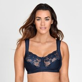 Miss Mary Of Sweden Non-UnderwiredWide Padded StrapsLace Bra