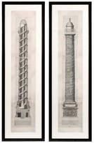 Eichholtz Prints Ec185 Columna Set Of 2