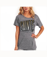 Junk Food Clothing Women's New Orleans Saints Big Draw T-Shirt