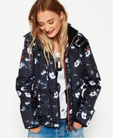 Superdry Printed Hooded Arctic SD-Windcheater Jacket