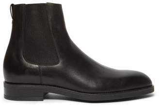 Paul Smith Canon Leather Chelsea Boots - Mens - Black