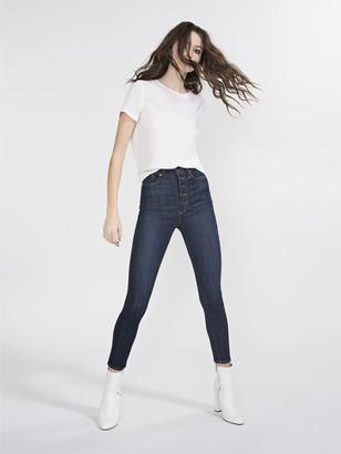 Alice + Olivia Good High Rise Skinny Jean