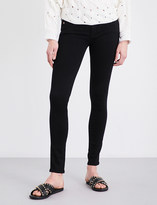 Hudson Collin super-skinny mid-rise jeans