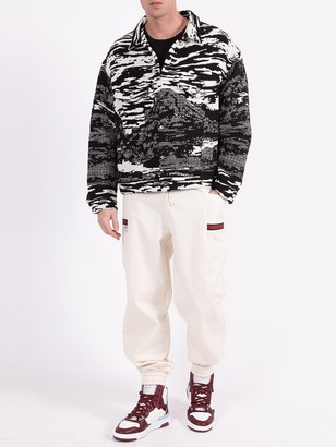 Marcelo Burlon County of Milan All Over Mountains Jacket