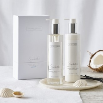 The White Company Seychelles Hand & Nail Gift Set, No Colour, One Size