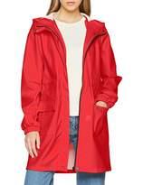 Pieces Women's PCBOBBI Raincoat Rain Jacket
