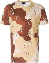 Christopher Raeburn jersey choc chip print t-shirt