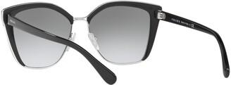 Prada PR 56TS Square Sunglasses