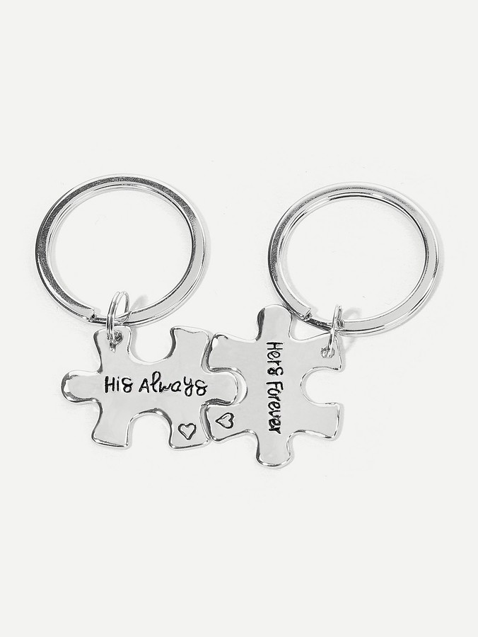 2fd1d87deb Silver Keychains - ShopStyle