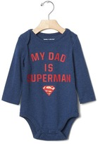 Gap Junk Food embellished superhero bodysuit