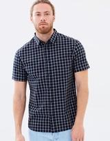 Quiksilver Mens Everyday Check Short Sleeve Shirt