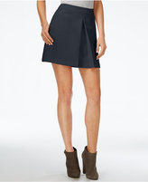 Armani Exchange Pleated A-Line Skirt