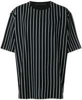 Haider Ackermann striped print T-shirt