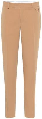 Bottega Veneta Wool-gabardine pants