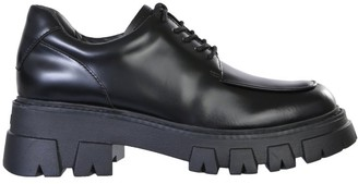 Ash Lab Chunky-Sole Shoes