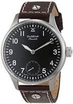 Dugena Men's Watch Epsilon 5 Fliegerˮ 'Analogue Hand Winding Leather 7000059