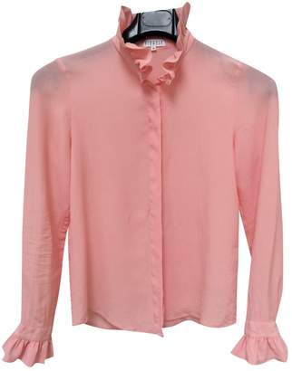 Claudie Pierlot FW18 Pink Synthetic Tops