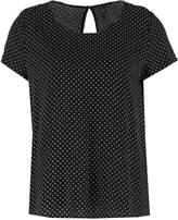 Only Print Tshirt black/white