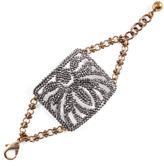 Lulu Frost *VINTAGE* Cut-Steel Bracelet #2