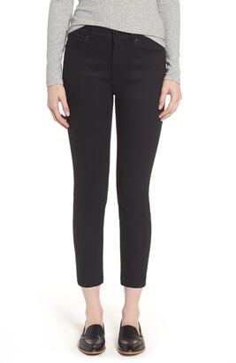 Everlane The Mid-Rise Skinny Crop Jeans