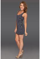 Type Z Maze Sleeveless Dress