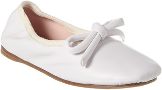 Lanvin Leather Ballet Flat