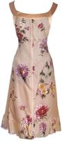Valentino Silk mid-length dress