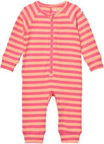 Mini Rodini Pink Stripe Jumpsuit