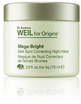 Origins Dr. Andrew Weil For TM) Mega-Bright Dark Spot Correcting Night Mask