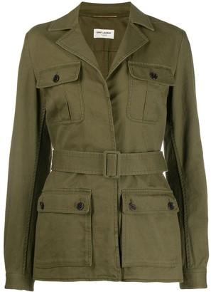 Saint Laurent Sahar jacket