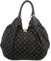 Louis Vuitton Denim L Hobo