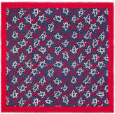 Gucci GucciGhost modal silk shawl