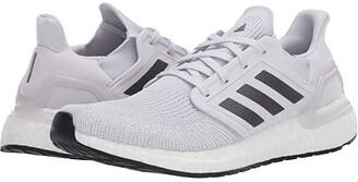 adidas Ultraboost 20 (Core Black/Core Black/Signal Cyan) Men's Running Shoes