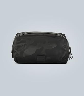 Valentino Camouflage wash bag