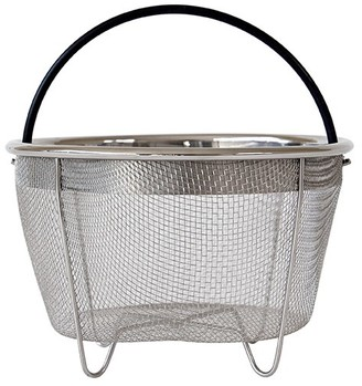 Soffritto A Series Stainless Steel Steamer Basket 17cm