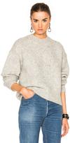 Acne Studios Shira Alpaca Sweater