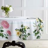 Spring Garden Round Tablecloth