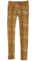 Hudson Animal Print Skinny Jean (Big Girls)