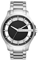 Armani Exchange Stainless Steel Link Bracelet Watch, AX2179