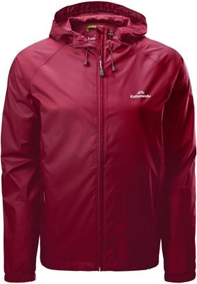 Kathmandu Pocket-it Men's Rain Jacket