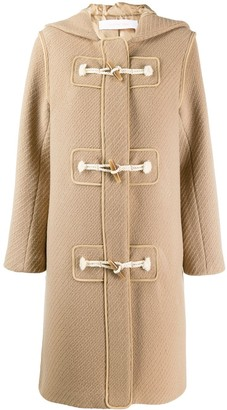 See by Chloe Single-Breasted Coat