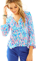 Lilly Pulitzer Lilias Tunic Top