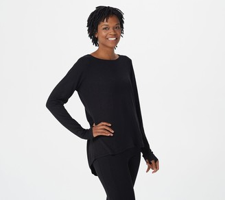 zuda Ecovero Sweater with Crossover Back Detail