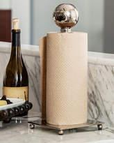 Jan Barboglio Posada Nickel Towel Holder
