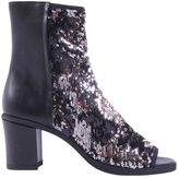 MM6 MAISON MARGIELA Open Toe Ankle Boots