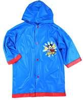 Disney Little Boys' Mickey Mouse ClubHouse Waterproof Outwear Hooded Rain Slicker - Toddler