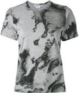 Comme des Garcons gradient print T-shirt - women - Cotton - S