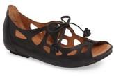 Gentle Souls Women's Brynn Cutout Sandal