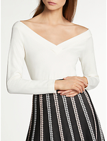 Somerset by Alice Temperley Off The Shoulder Top, Ivory